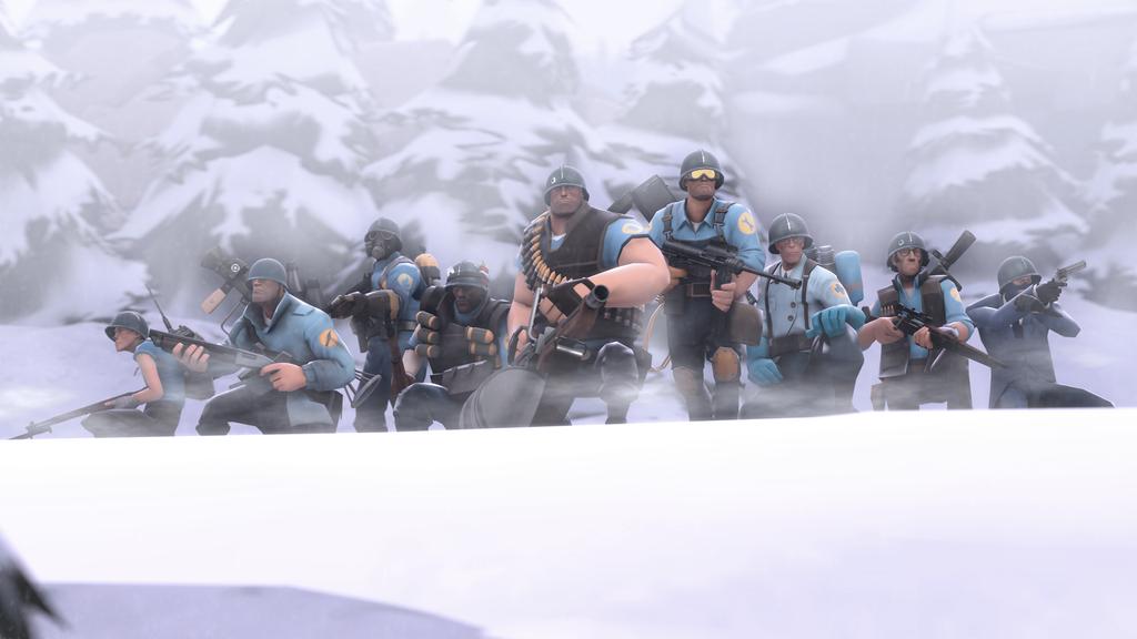scout wallpaper tf2