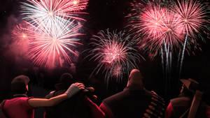Happy New Year! by iKonakona