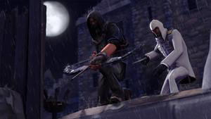 Assassin Vs Thief