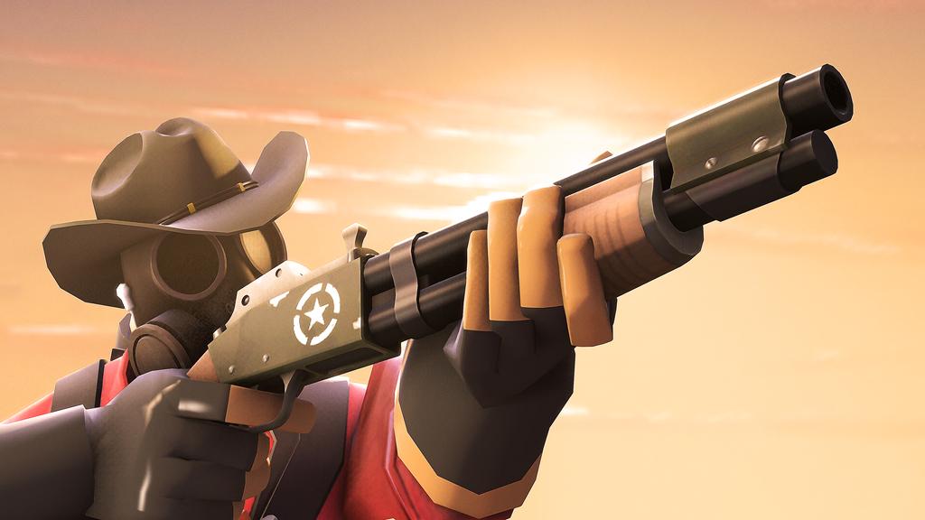 Reserve Shooter by iKonakona