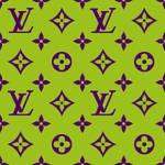 Louis Vuitton Logo Monogram