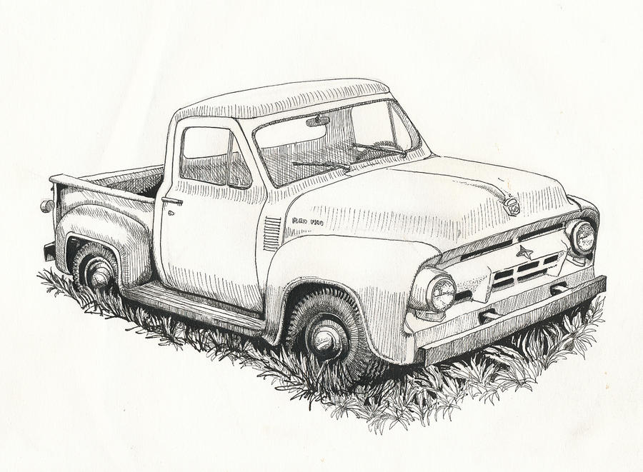 Pickup Truck Sketch moreover 540 2 in addition The Canadian Virtual War Memorial Cvwm Memorials besides Coloring Pages Jeeps together with Hot Rod Coloring Pages. on ford concept trucks