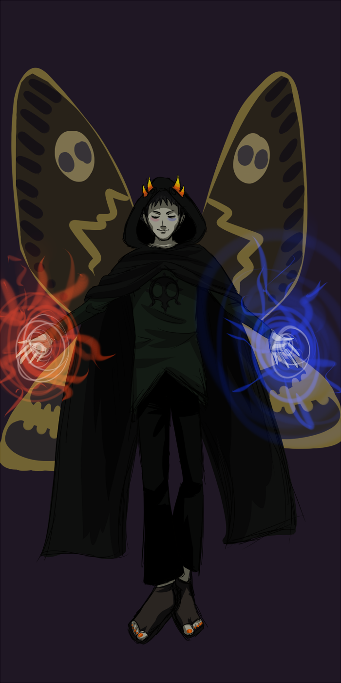 Mage Of Doom Homestuck By Holycowworshipper On Deviantart