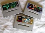 Super Nintendo Rare Games
