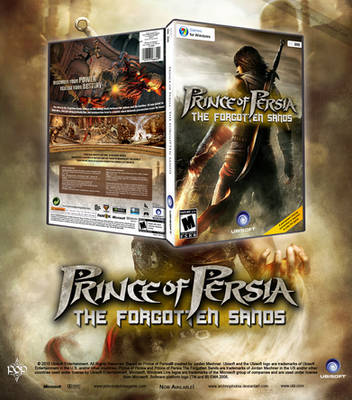 Prince of Persia TFS Cover