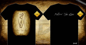 Follow The Line :: T-Shirt