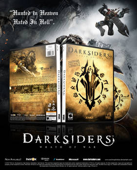 DarkSiders DVD Cover