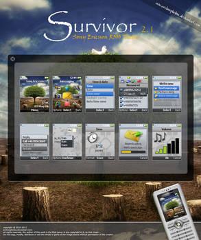 Survivor R300 Theme