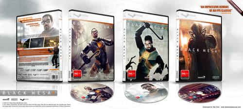 Black Mesa (Link For Full Cover)