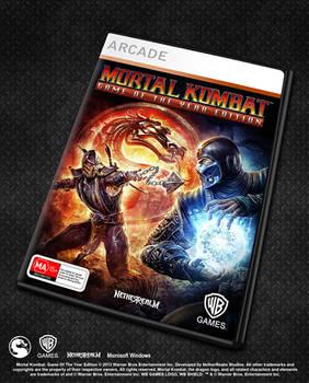 Mortal Kombat - Preview