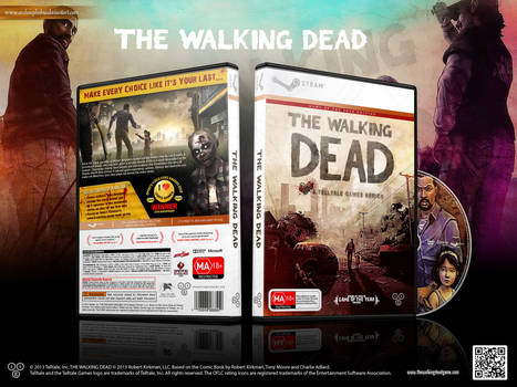 The Walking Dead - Preview