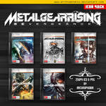 MetalGearRising: RevenGeance ICONS PACK