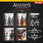 Assassins Creed: Liberation HD ICONS PACK