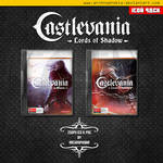 Castlevania: Lords Of Shadow ICONS PACK
