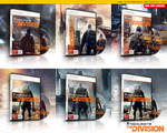 The Division Box Art Covers