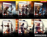 Watch Dogs Box Art Covers