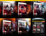 Castlevania: Lords of Shadow 2 Box Art Covers