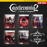 Castlevania: Lords of Shadow 2 ICONS PACK
