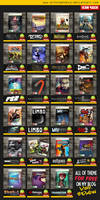 Games Icons Collection