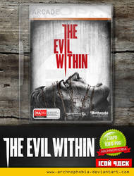 The Evil Within (Icon Pack) by archnophobia