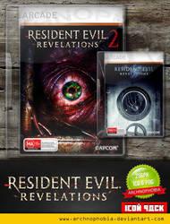 Resident Evil: Revelations (Icons Pack)