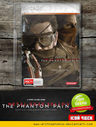 Metal Gear Solid V - The Phantom Pain (Icon Pack)