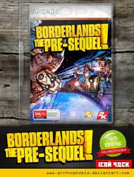 Borderlands: The Pre-Sequel! (Icon Pack)