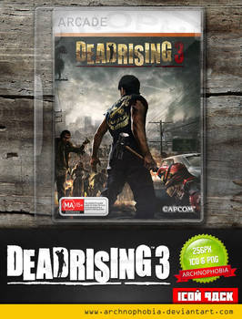 Dead Rising 3 (Icon Pack)