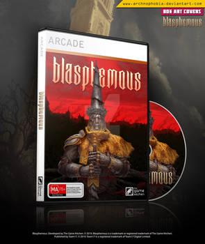 Blasphemous Frontal DVD Preview