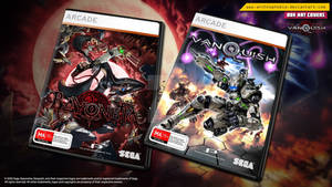 Bayonetta And Vanquish DVD Preview