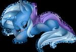 Sleepy Trixie