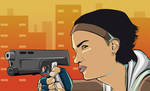 Alyx Grand Theft Auto'ed