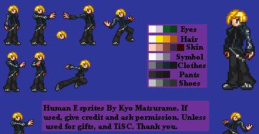 Human E: Update by Kyoki-Warrior
