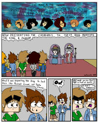 Tales From The Outsiders No.17 Royal Rush P03 by heathinvader