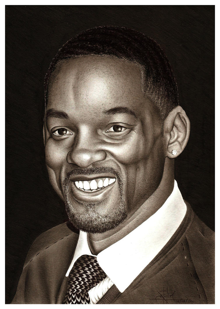 Will Smith by adamnitin