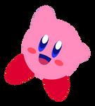 Kirby's Dream Land - Kirby