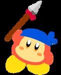 Kirby's Dream Land - Bandana Waddle Dee