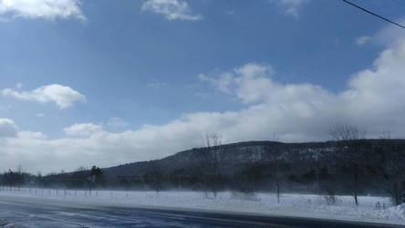 long mountain roads  by DisturbedAngel017