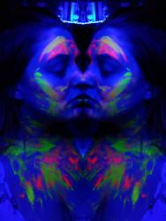 spirits glow  by DisturbedAngel017