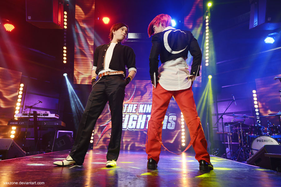 King Of Fighters Kyo Vs Iori King of fighters  kyo vs ioriKing Of Fighters Kyo Vs Iori