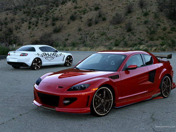 mazda rx8 by virus tuner on deviantart. Black Bedroom Furniture Sets. Home Design Ideas