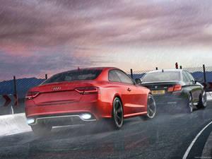 Audi RS5 - BMW M5