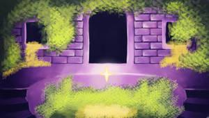 The Ruins by BlizzySnowolf
