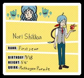 Nori Shikkan