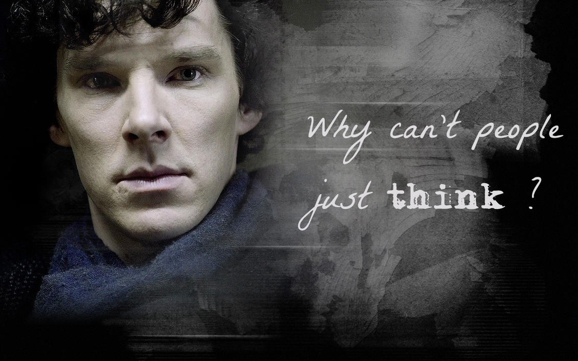 BBC Sherlock Wallpaper By Helenecolin ...