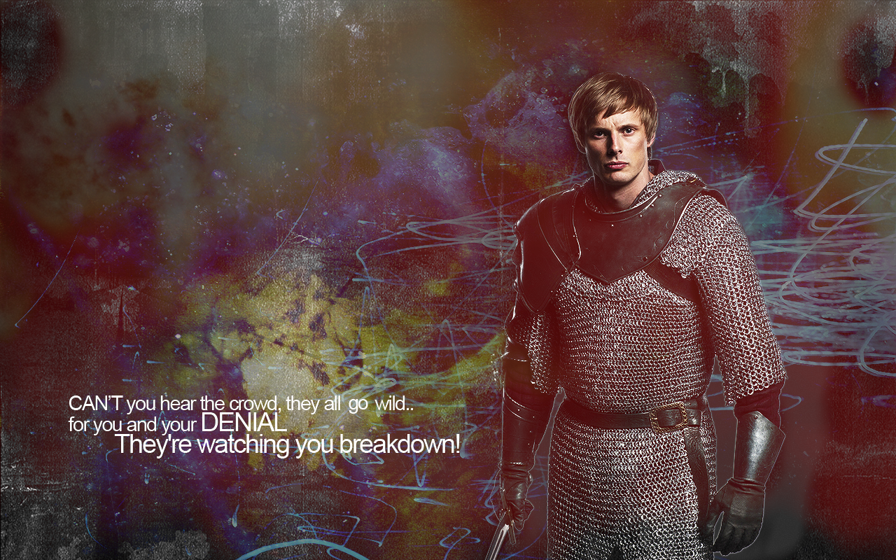 Merlin Quote About Shoe Laces