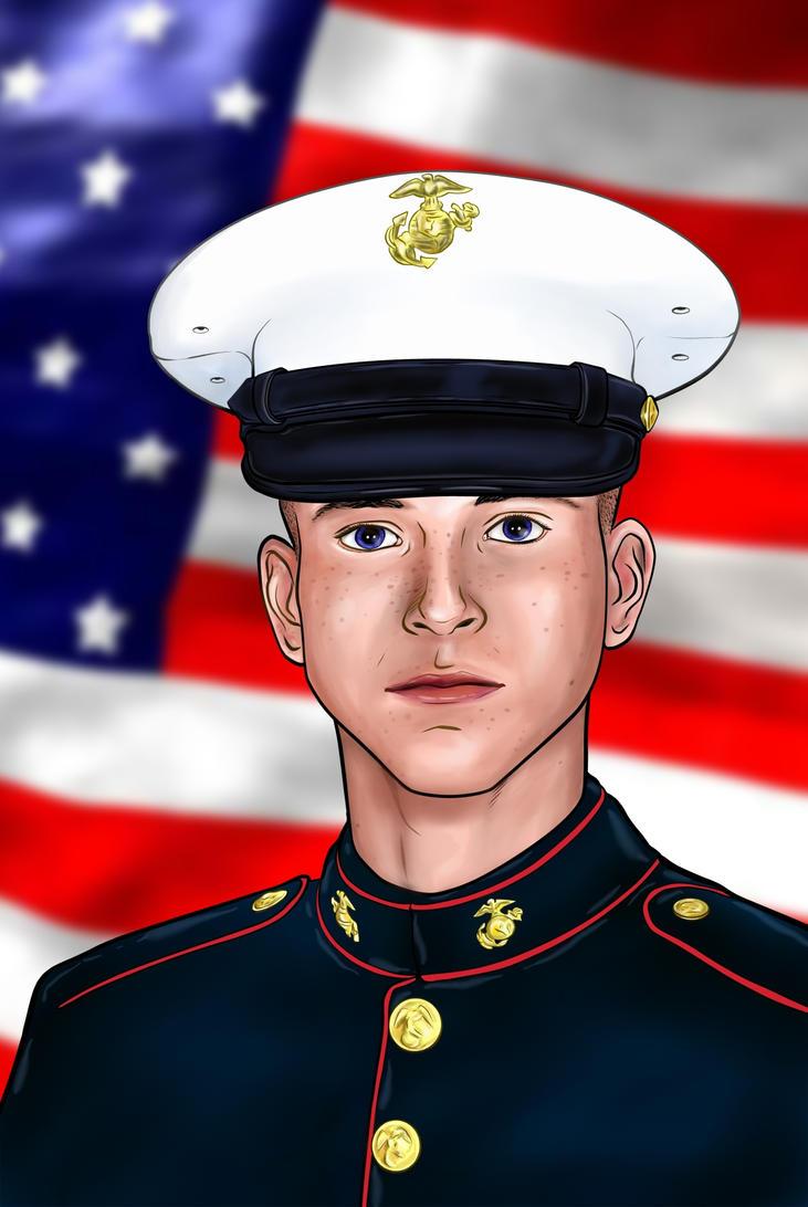 Soldier Schmitt by JeremiahLambertArt