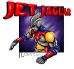 Jet Jaguar - June 2012 Sketch-a-Day 08