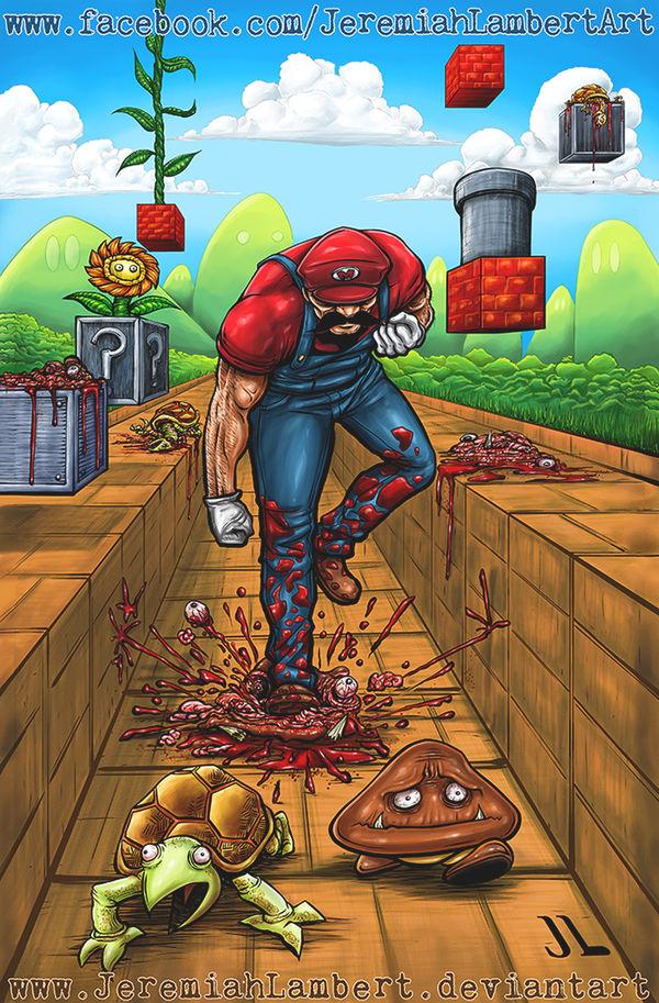 Super Killer Mario