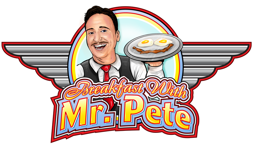 Breakfast With Mr. Pete by JeremiahLambertArt
